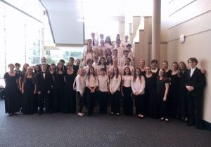 Students from the Marshall County Strings Program recently participated in the Region Honor Orchestra held at Wheeling Park High School on October 19 and 20, 2018.